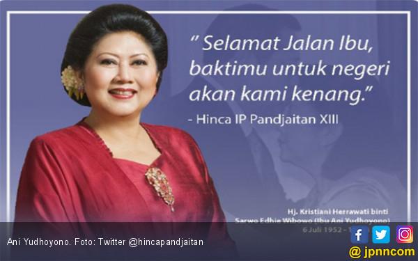 Gubernur Ganjar: Kala Itu, Bu Ani Datang dan Memberi Semangat yang Luar Biasa - JPNN.com
