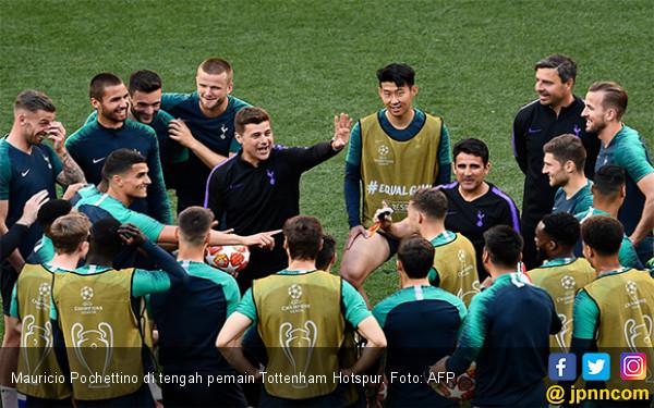 Tottenham Hotspur Punya Tuah yang Tak Bisa Dimiliki Liverpool - JPNN.com
