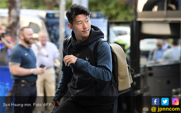 Bursa Transfer: Son Heung Min ke Madrid, Gelandang Maut ke Arsenal - JPNN.com