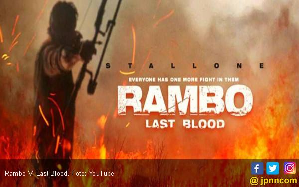 Last Blood Arena Pertarungan Terakhir Rambo - JPNN.com
