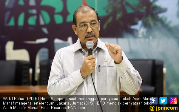 Hindari Polemik, Nono Usulkan Koalisi Kebangsaan di MPR - JPNN.com