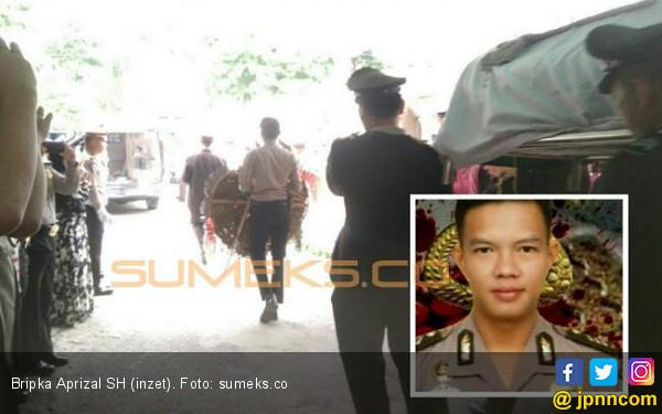 Anak Buah Tewas Ditembak Perampok, Wakapolda Sumsel Bilang Begini - JPNN.com