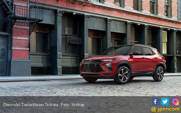 GM Akan Lahirkan Chevrolet Trailblazer Terbaru Akhir 2019 - JPNN.com
