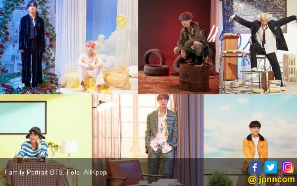 BTS Rilis Film Ketiga Bulan Depan - JPNN.com