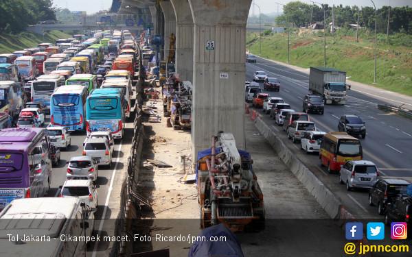 Pembangunan Tol Jakarta - Cikampek 2 Dimulai Tahun Ini - JPNN.com