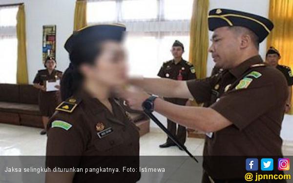 Suami Jaksa Cantik Minta Tiga Pejabat Selingkuhan Istrinya Harus Dihukum - JPNN.com