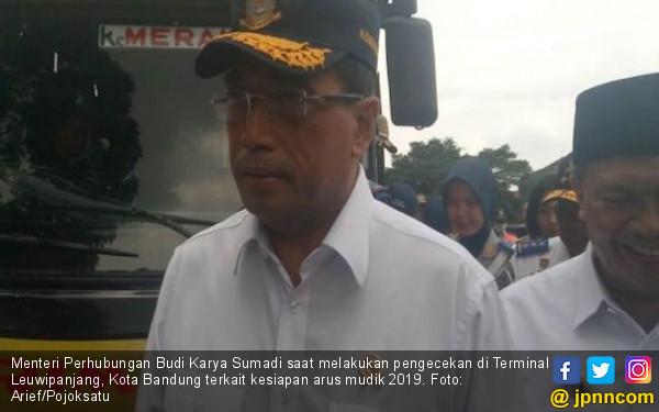 Menhub Perintahkan Dirjen Laut Bantu Tangani Tumpahan Minyak Karawang - JPNN.com
