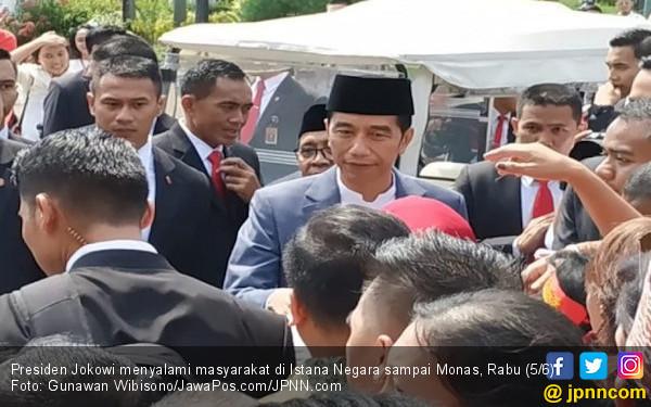 Jokowi Diprediksi Punya Peran Penting di Pilpres 2024 - JPNN.com