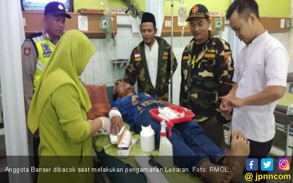 Dua Anggota Banser Dibacok, Begini Reaksi Ketua GP Ansor - JPNN.com