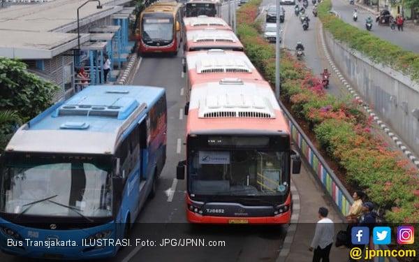 Antisipasi Kebijakan Perluasan Ganjil Genap,Transjakarta Siapkan 48 Rute - JPNN.com