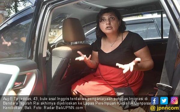 SAH! Banding Ditolak, Bule Inggris Resmi Divonis 6 Bulan Penjara - JPNN.com