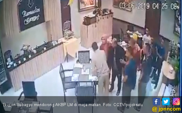 Beginilah Ending Kasus Perwira Polisi Tuduh Brigjen TNI Subagyo Curi HP - JPNN.com