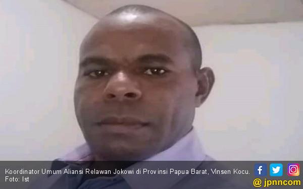 Relawan Minta Jokowi Angkat Tokoh Papua Barat Jadi Menteri - JPNN.com