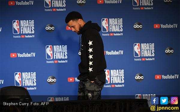 NBA Finals: Golden State Warriors Tertinggal 1-2 dari Toronto Raptors - JPNN.com