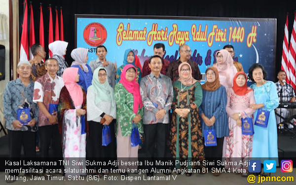 Pemimpin Tertinggi TNI AL Fasilitasi Pertemuan di Gedung Gajah Mada, Nih Agendanya - JPNN.com