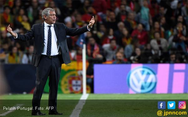 Portugal Vs Belanda: Santos Waspadai Pemain Ajax dan Liverpool - JPNN.com