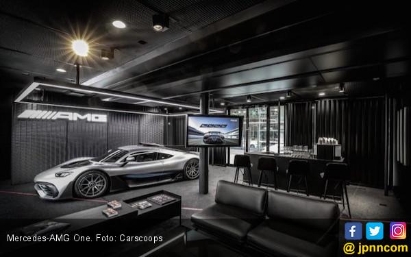 Mercedes-AMG One Mulai Dikirim ke Konsumen Bulan Depan - JPNN.com