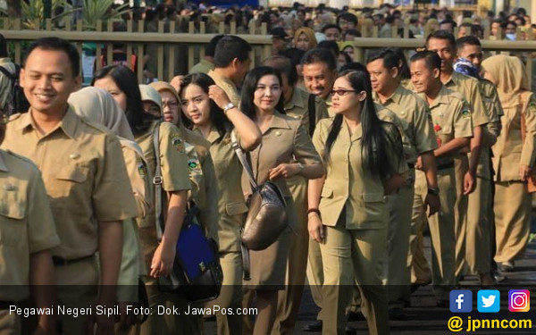 Tegas! PNS Bolos Bakal Kena Skorsing Tiga Hari, Tunjangan Dipotong - JPNN.com