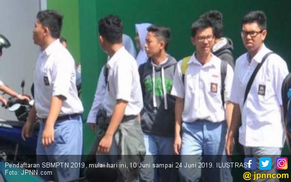 Sebelum Daftar SBMPTN 2019, Cek Dulu Nilai UTBK - JPNN.com