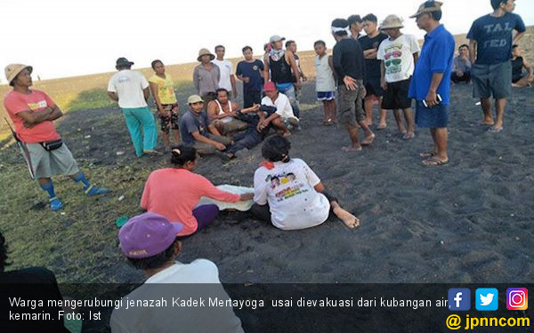 Berita Duka: Kadek Mertayoga Ditemukan Tak Bernyawa di Kubang Eks Galian - JPNN.com