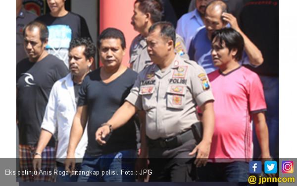 Sekap Pengusaha Kaya, Eks Petinju Ditangkap Polisi - JPNN.com
