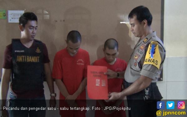 Pegawai RSUD Pengin Nyabu Bareng Pacar di Hotel, Eh yang Datang Malah Polisi - JPNN.com