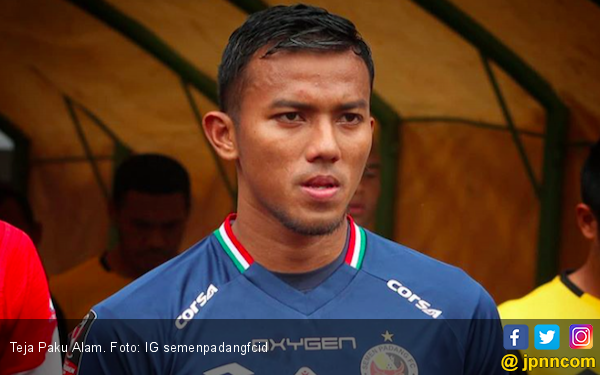 Timnas Kualifikasi Piala Dunia 2022: Awan Cedera, Teja Paku Alam Dipanggil - JPNN.com