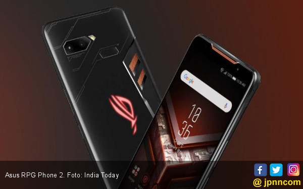 Siap-Siap! Asus ROG Phone 2 Segera Dirilis - JPNN.com