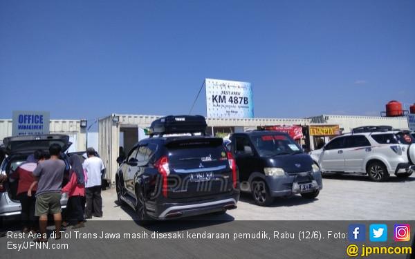 Jelang Libur Panjang, Jasa Marga Imbau Pengguna Tol Tidak Berlama-lama di Rest Area - JPNN.com