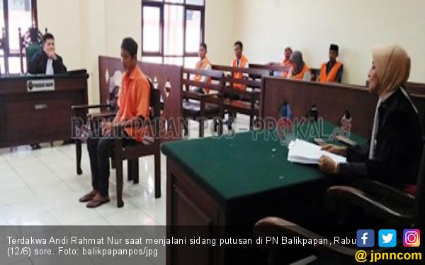 Andi Rahmat Divonis 12 Tahun Penjara dalam Kasus Video Asusila - JPNN.com