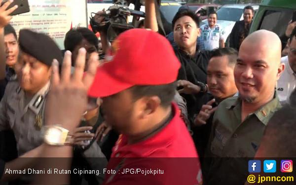 Senyum Ahmad Dhani Saat Bisa Kembali ke Jakarta - JPNN.com