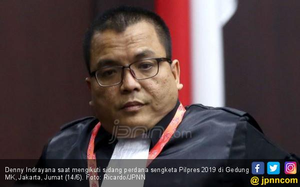 Oalah, Deny Indrayana Pernah Ikut Lelang Jasa Pengacara di KPU - JPNN.com