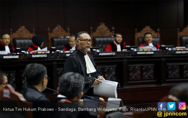 Bambang Tetap Anggap Kiai Ma'ruf Cawapres Ilegal - JPNN.com