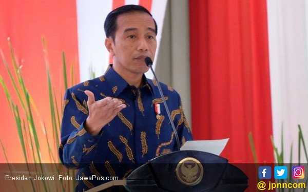 Jokowi: Jangan Baru Dipasang 2 Hari, Barangnya sudah Hilang - JPNN.com
