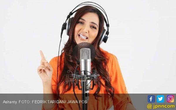 Ashanty Kaget Digugat Rp 9,4 M - JPNN.com