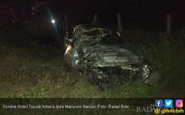 Kanit Lantas Arcamanik Tewas Kecelakaan - JPNN.com