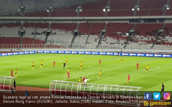 Timnas Indonesia Taklukkan Vanuatu dengan Skor 6-0 - JPNN.com