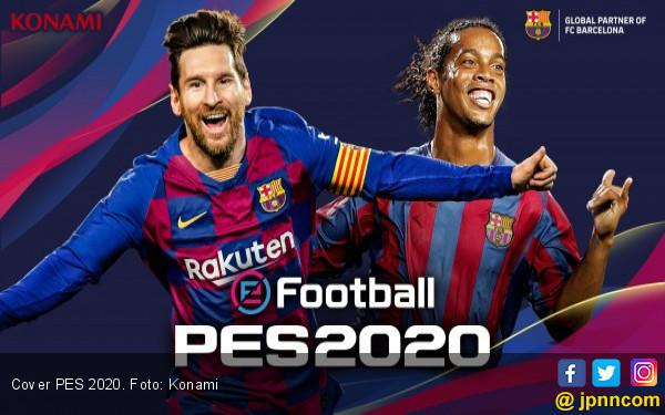 PES 2020 Masih Pajang Lionel Messi Sebagai Ikon - JPNN.com