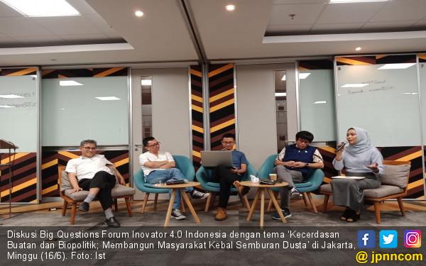 Kecerdasan Emosional Kunci Menangkal Semburan Dusta - JPNN.com