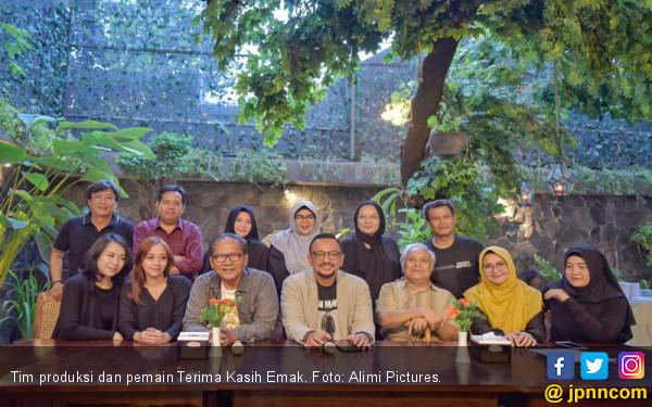 Promotor Musik Anas Syahrul Alimi Rambah Dunia Perfilman - JPNN.com