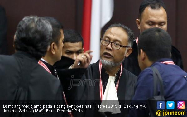 Bambang Widjojanto Cs Tak Becus Buktikan Kecurangan terkait Perolehan Nol Suara di Ribuan TPS - JPNN.com