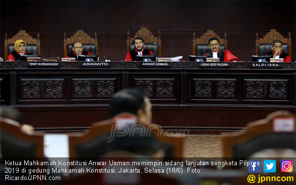 Sidang Sengketa Pilpres 2019: Kubu Prabowo - Sandi Bawa 15 Saksi dan 2 Ahli - JPNN.com