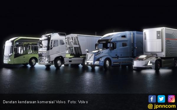 Volvo dan Isuzu Bergandengan Mengembangkan Pasar Kendaraan Komersial - JPNN.com