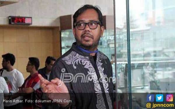 Haris Azhar Soroti Permainan Buzzer di Kasus Sengketa Tanah - JPNN.com