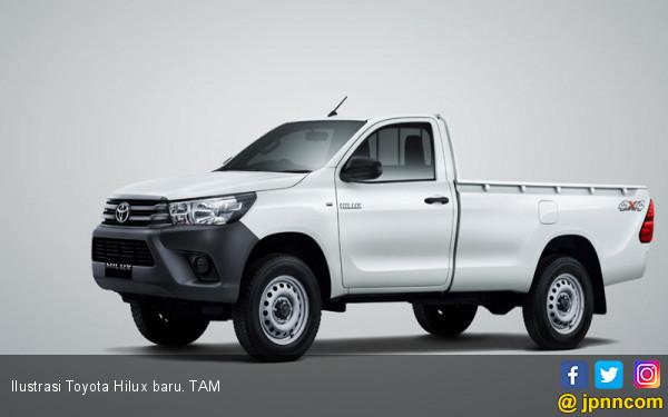 Toyota Hilux Baru Ditanamkan Mesin Diesel Lebih Kuat - JPNN.com