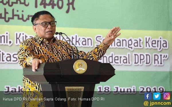 Ketua DPD Siap Bantu Kerja Sama Investasi Indonesia-Kazakhstan - JPNN.com