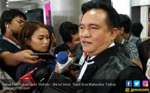 Pernyataan Terakhir Yusril Sebelum Sidang Putusan di MK, Sangat Pedas - JPNN.com
