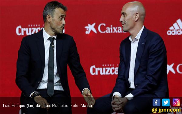 11 Bulan Bertugas, Luis Enrique Letakkan Jabatan Pelatih Spanyol - JPNN.com