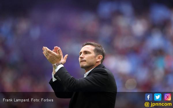 Frank Lampard Menuju Chelsea - JPNN.com