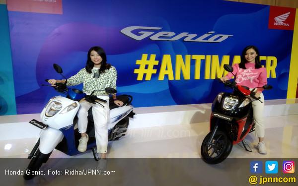 Meskipun Harga Lebih Murah, Honda Genio Tidak Akan Ambil Pasar Scoopy - JPNN.com